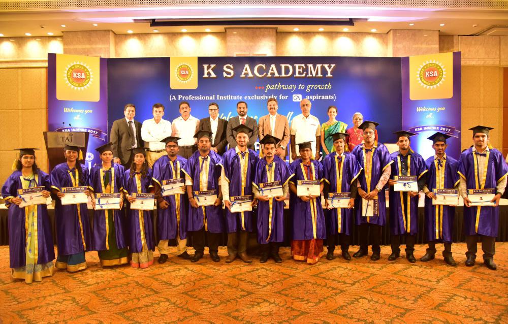 Best Institute for CA in Tamilnadu, India | KS Academy